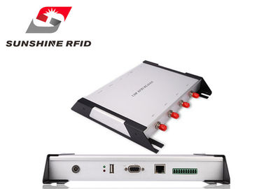 China Leser-Langstrecke 4 Hafen-RFID, Leser Wifi RFID 840~960 MHZ Arbeitsfrequenz- fournisseur