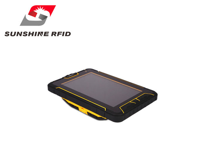 China Langstrecken-RFID-Leser-Tablet, Leser Wifi RFID mit System Androids 5,1 usine